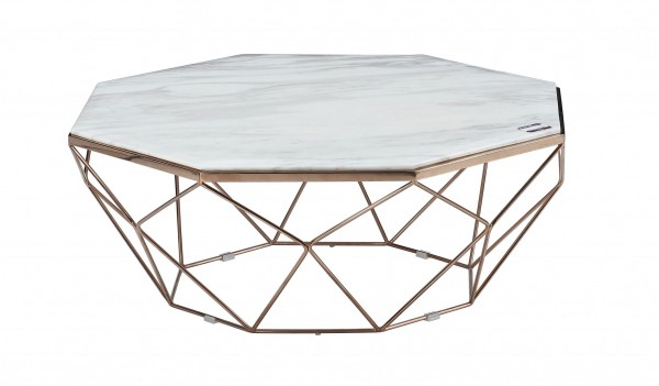 PRISM MARBLE COFFEE TABLE