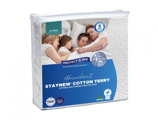 4. QUEEN PROTECT-A-BED MATTRESS PROTECTOR