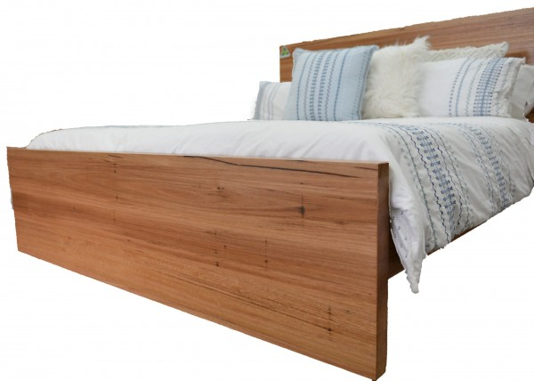 "AUSTRALIAN MADE ""YORK"" BED FRAME"