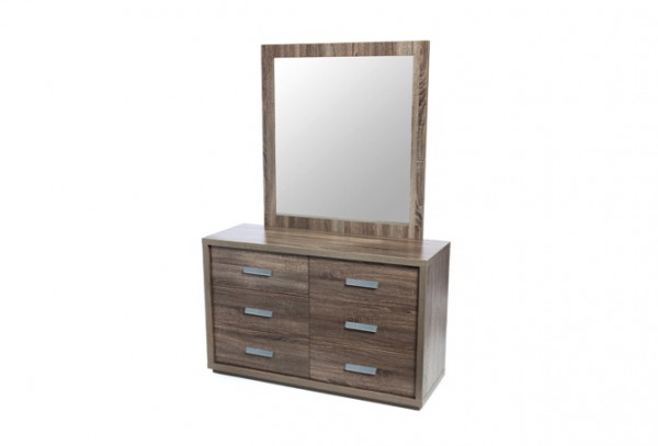 STANLY DRESSING TABLE (MOCHA)